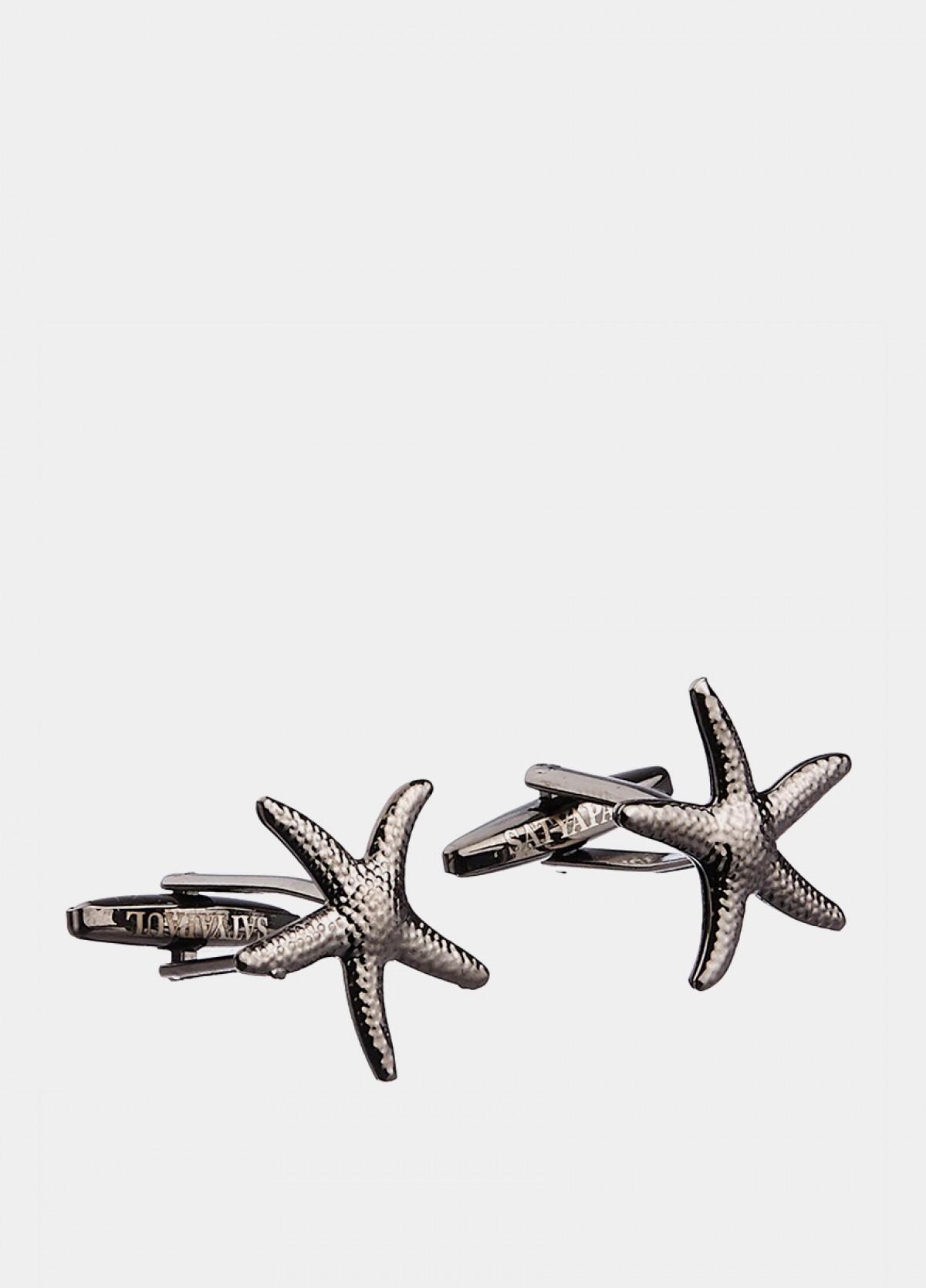 Gun Metal Cufflinks
