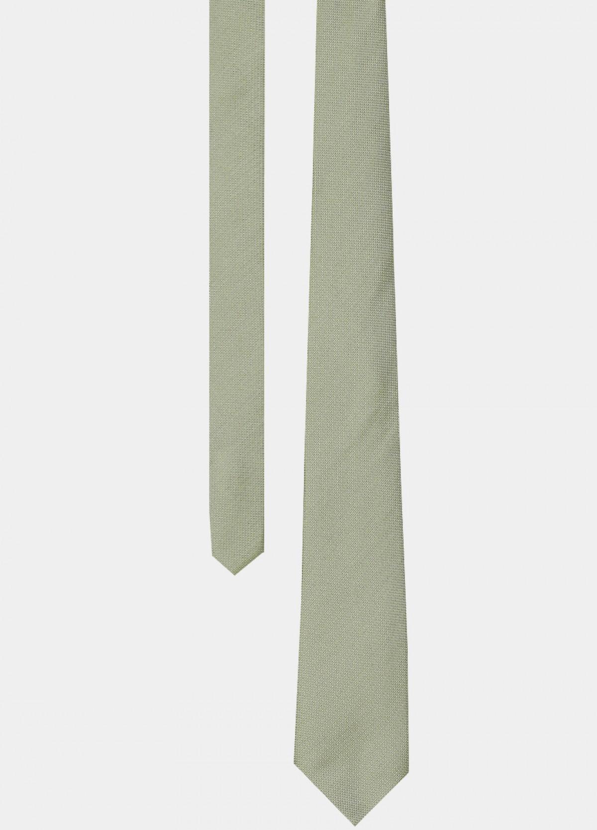 Men's Woven Silk Tie