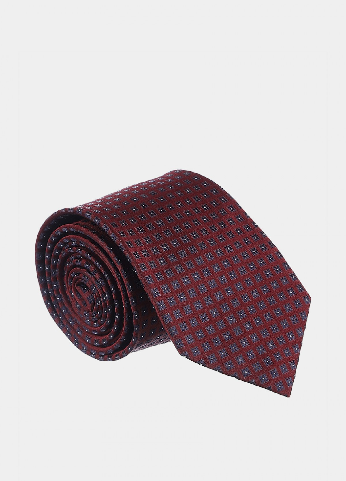 The Men's Woven Silk Tie