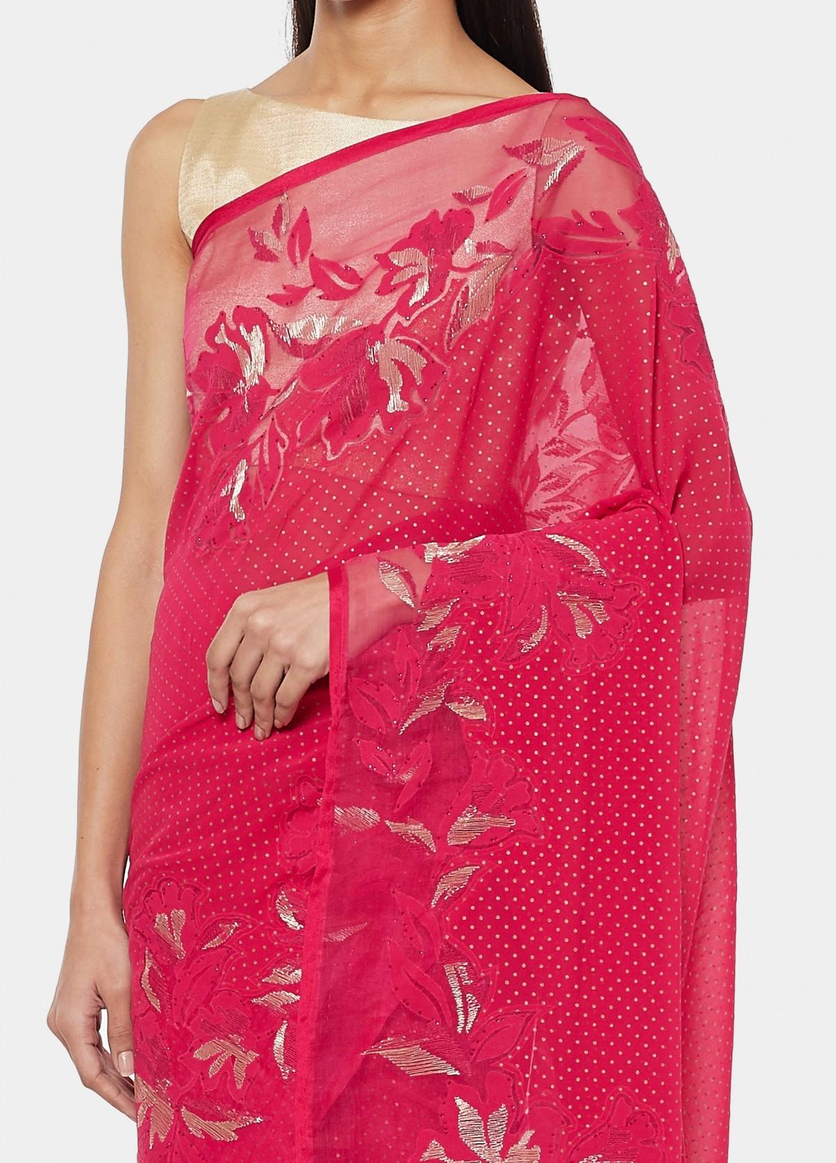 The Blossom Sari