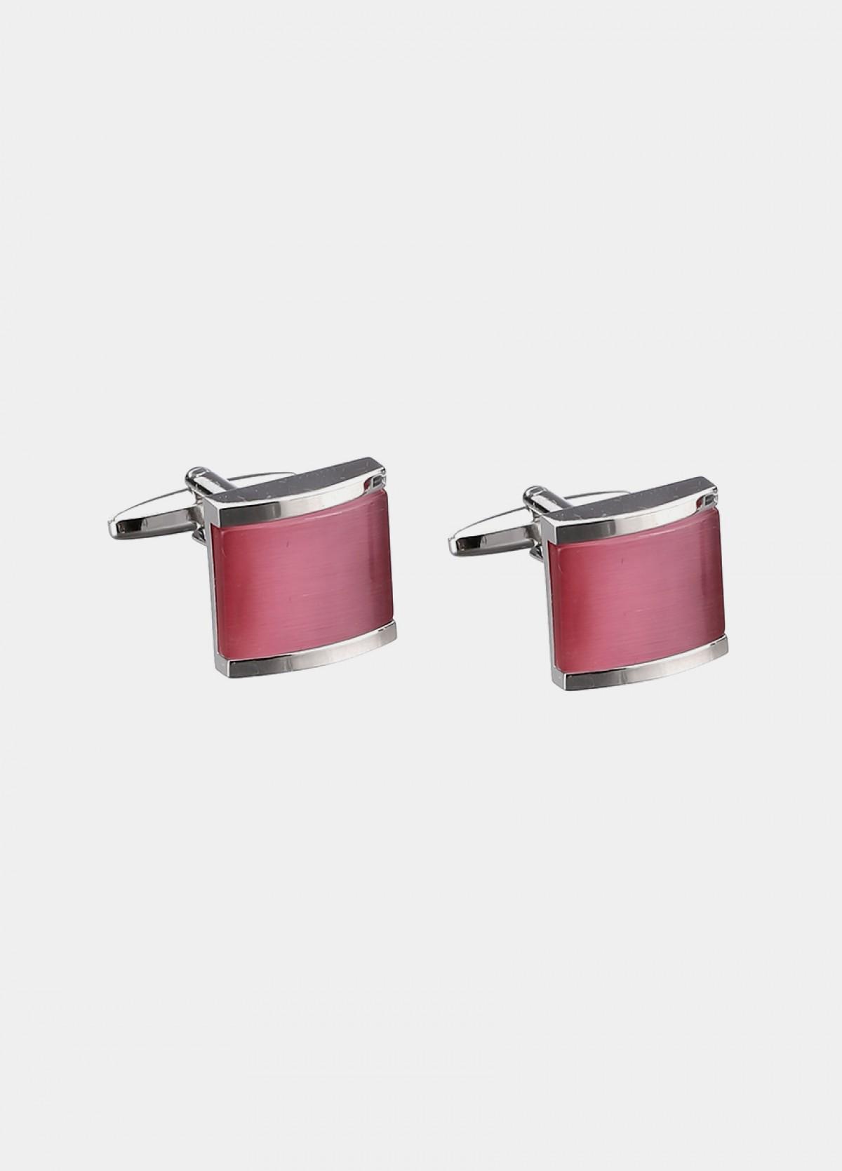 The Nickel Shiny Metal Cufflinks