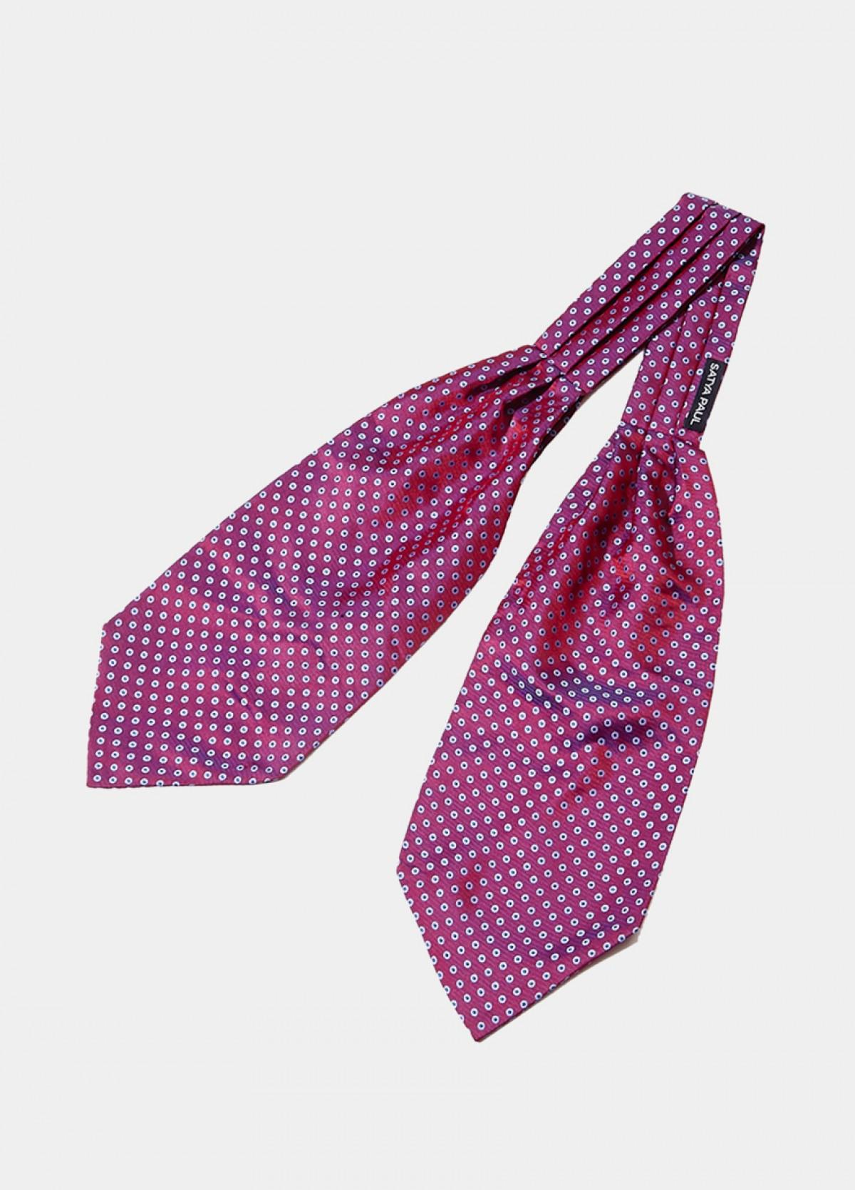 The Red Maroon Cravat