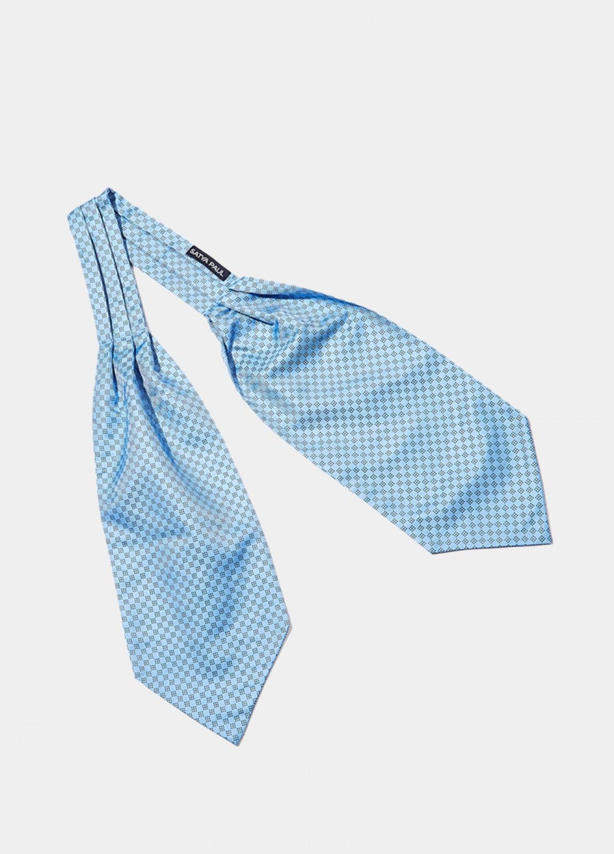 The Blue Cravat