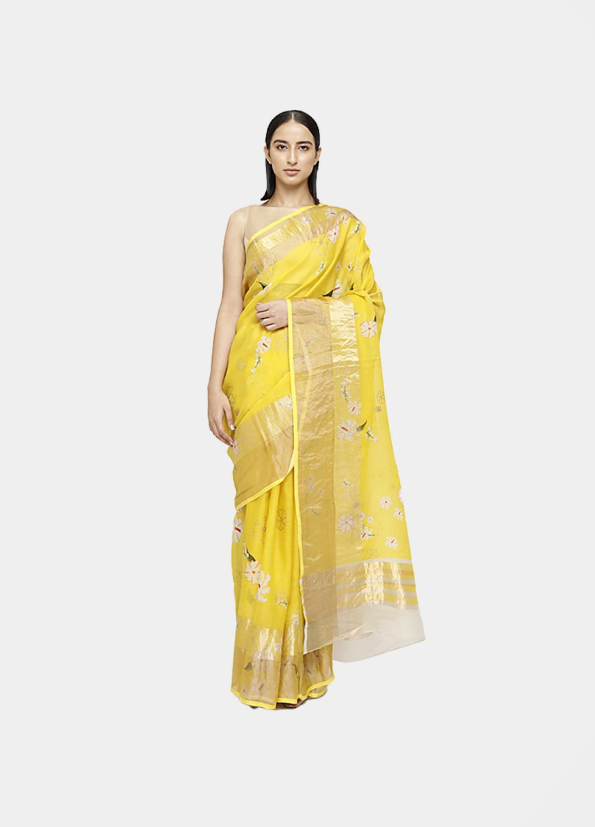 The Unnao Sari