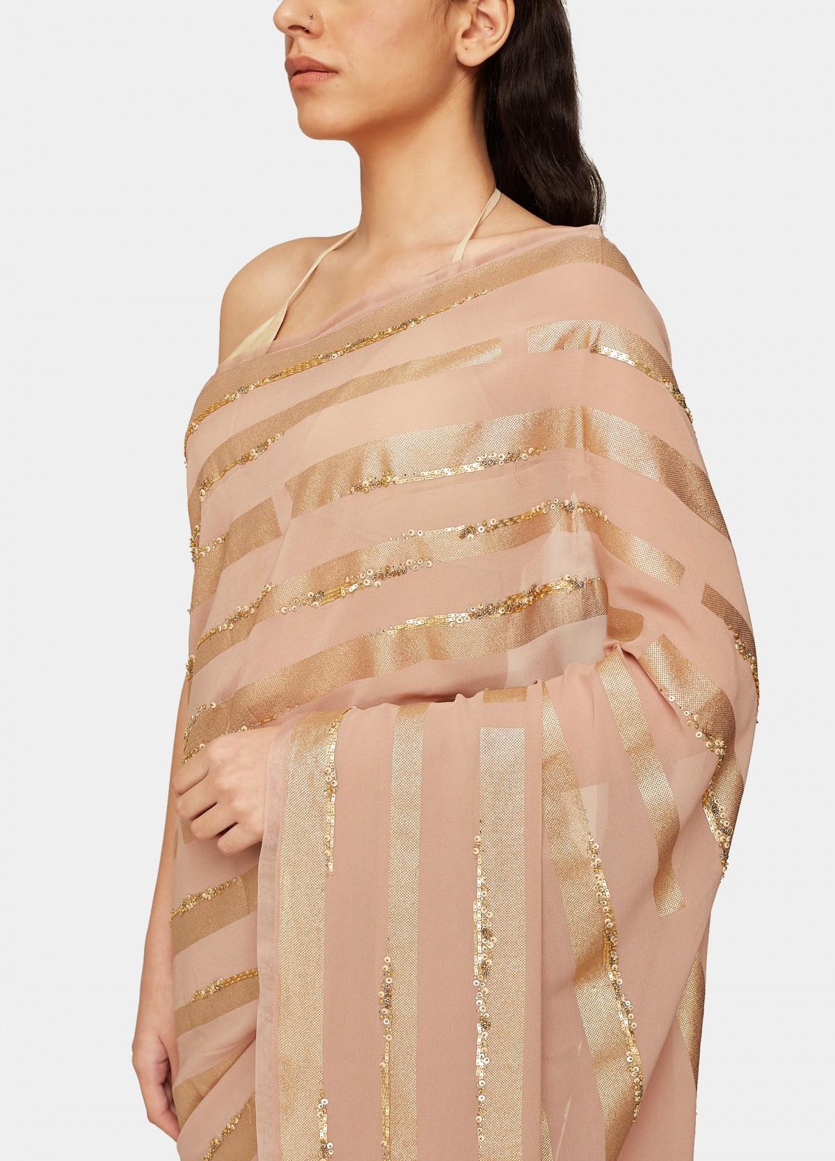 The Razzel Dazzel Sari
