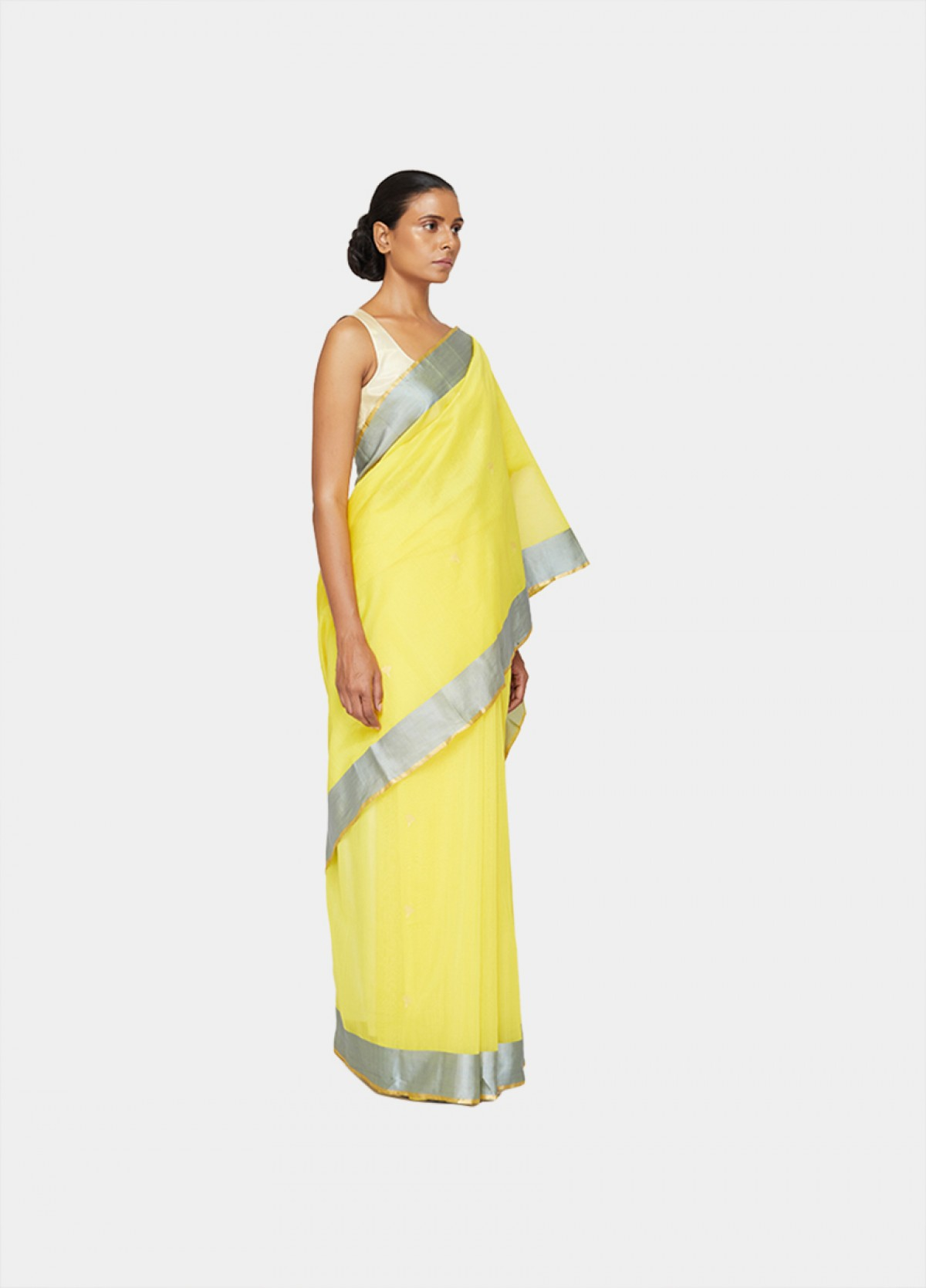 The Mogra Sari