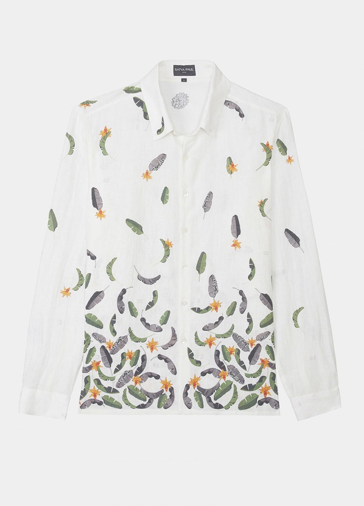 The Green Navigator Shirt