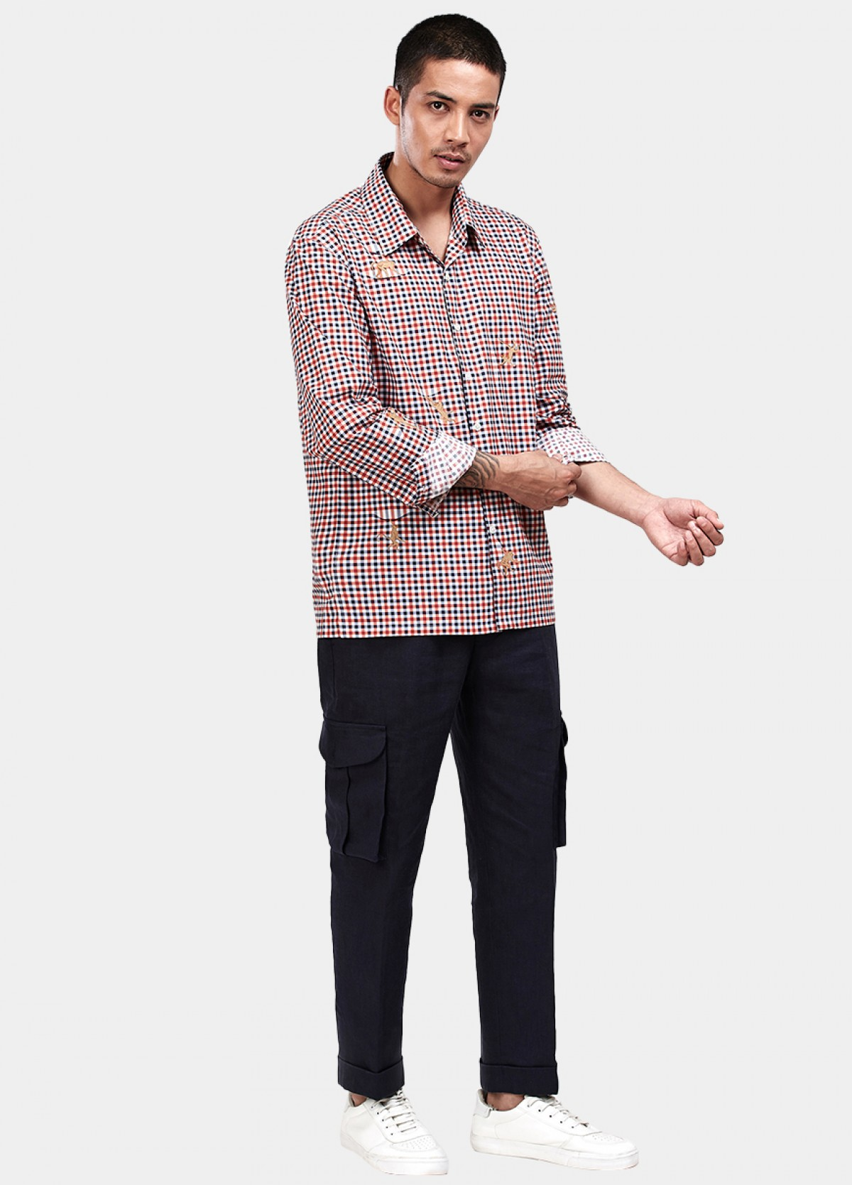 The Chequered Past Shirt