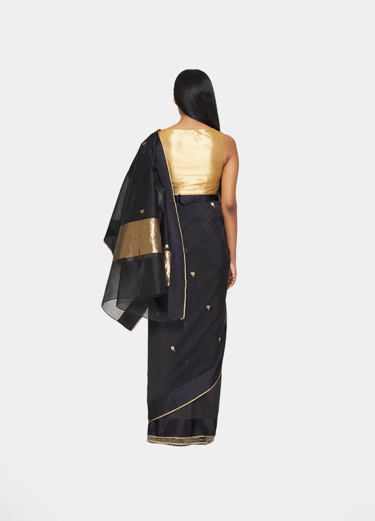 The Mogra Sari