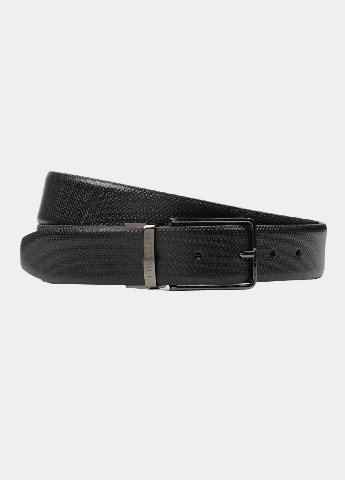 The Reversible Leather Belt