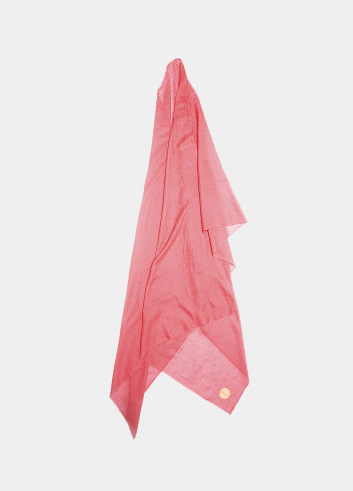 The Pink Cashmere Stole