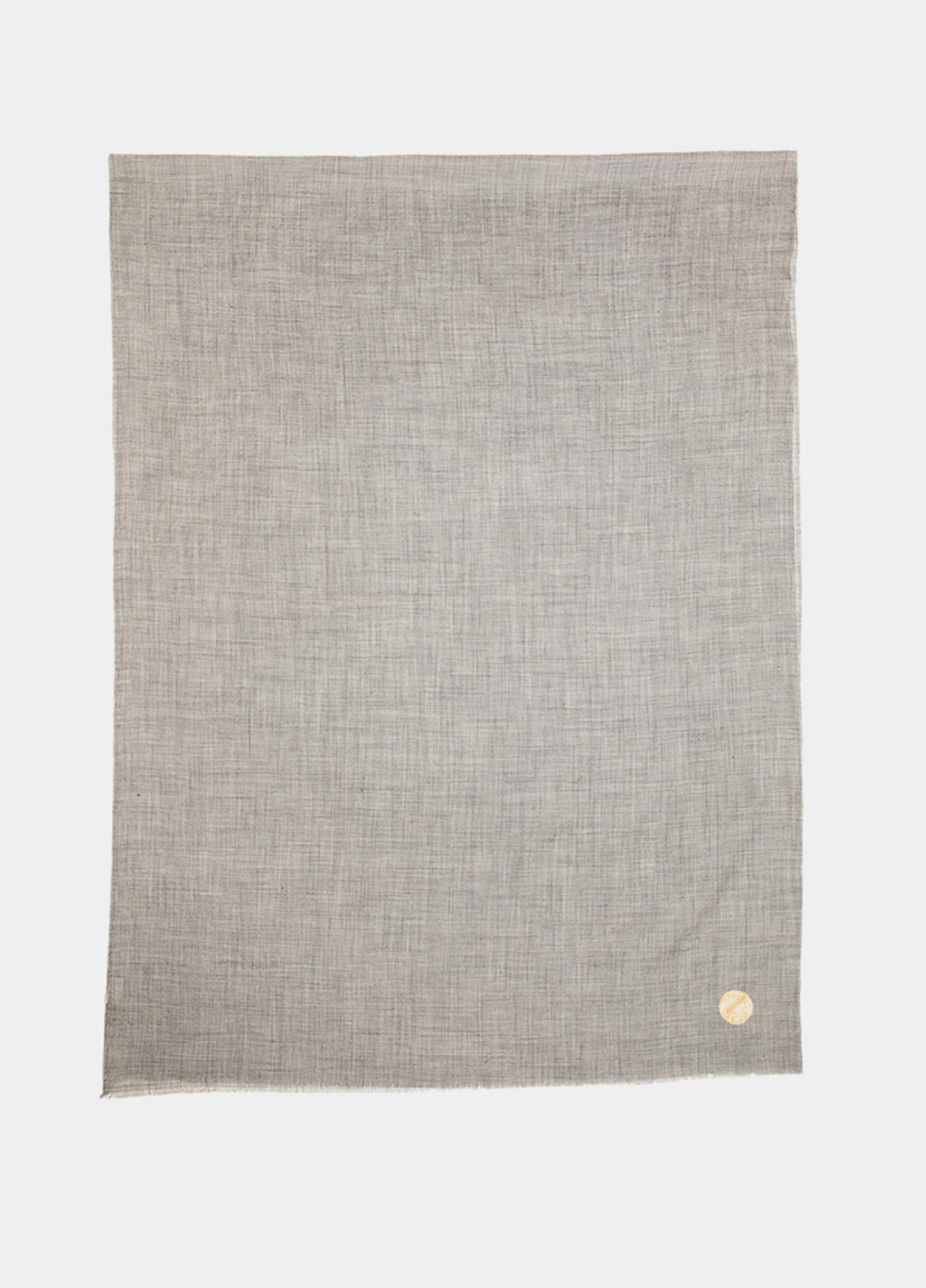 The Grey Cashmere Stole