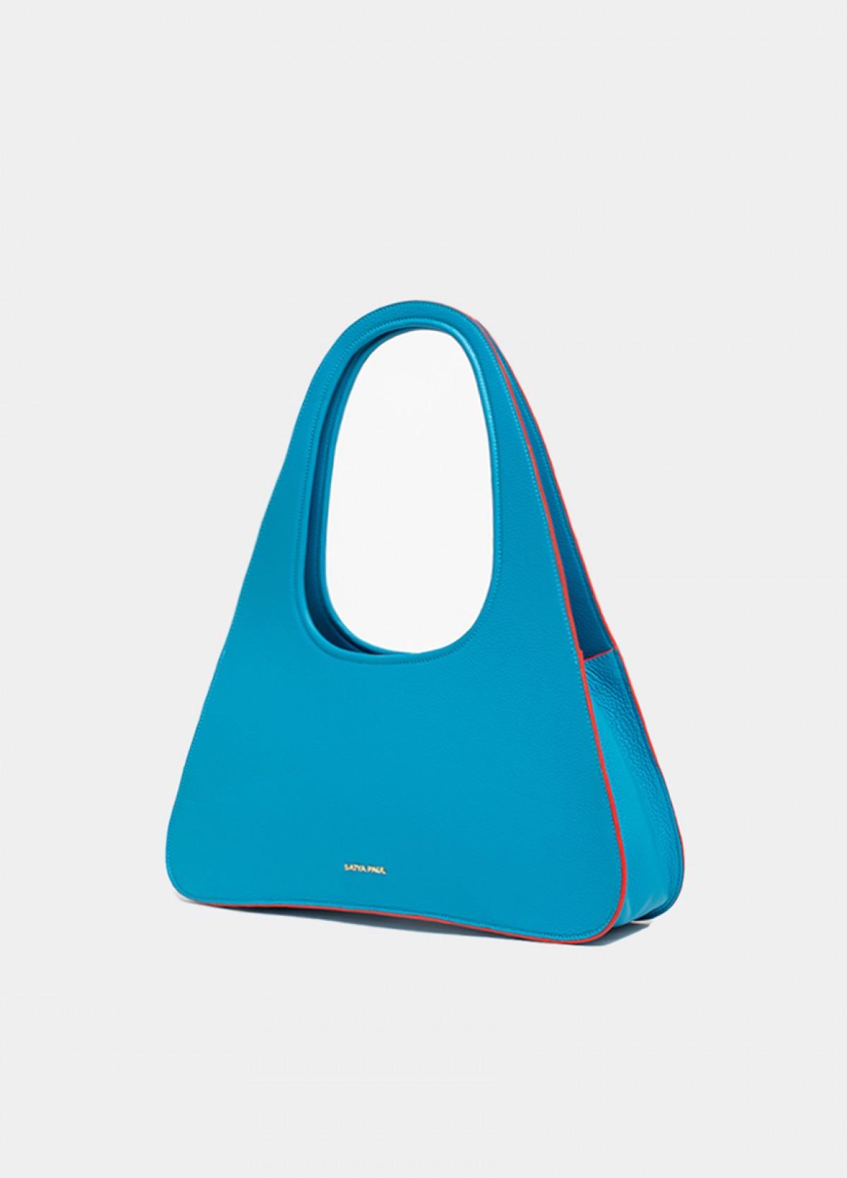 The Meru Leather Handbag