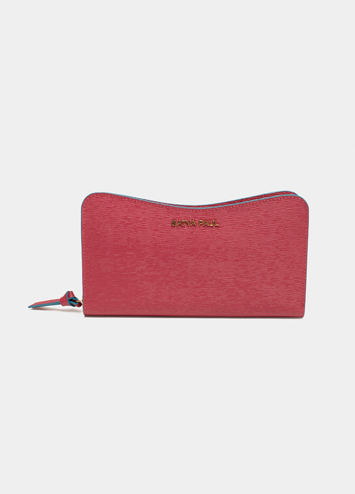 The Nanda Leather Wallet