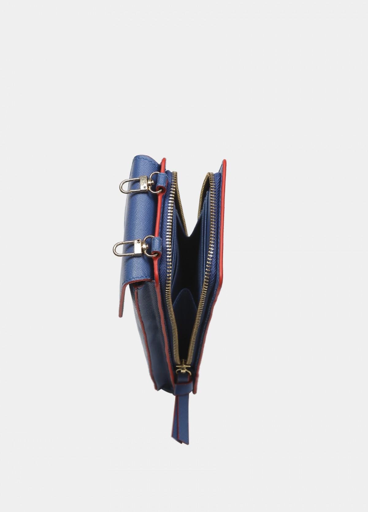 The Santoro Vertical Leather Sling