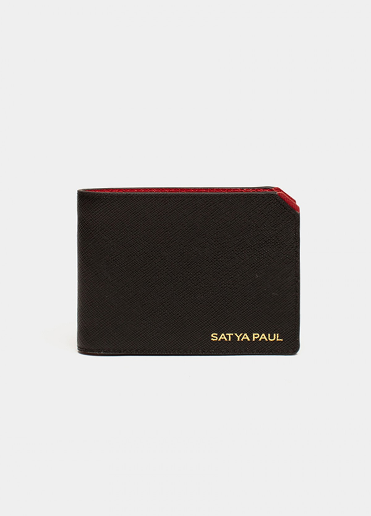 The Black Leather Wallet