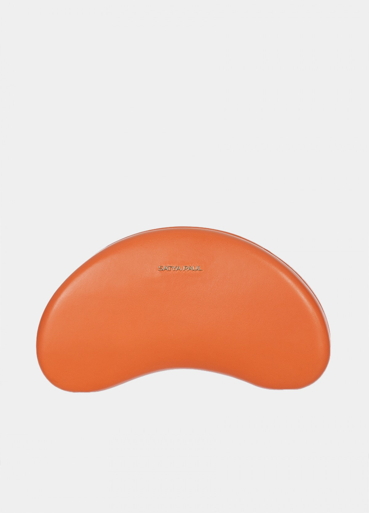 The Bean Leather Clutch