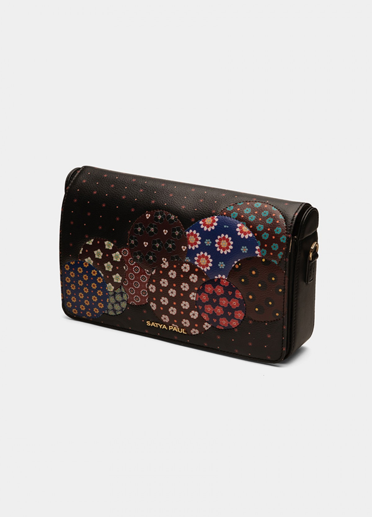 The Valley of Flowers Sling Bag