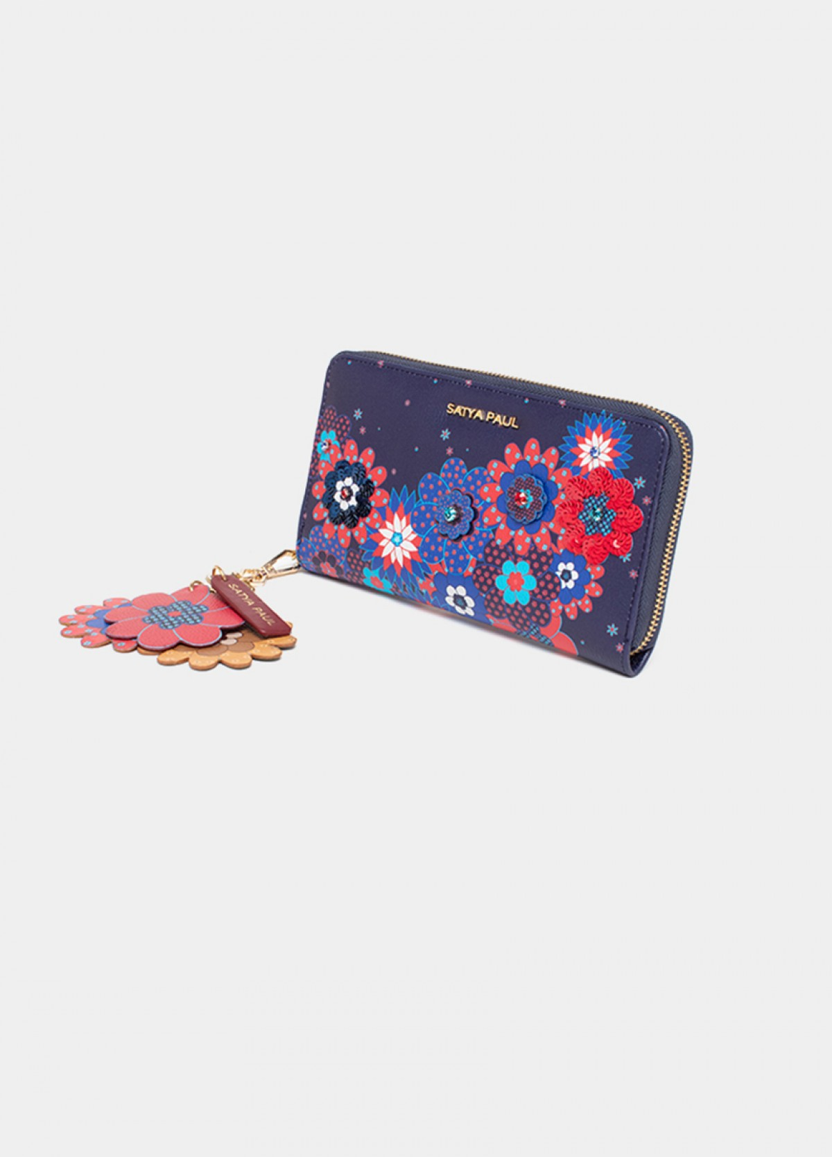 The Valley of Flowers Wallet