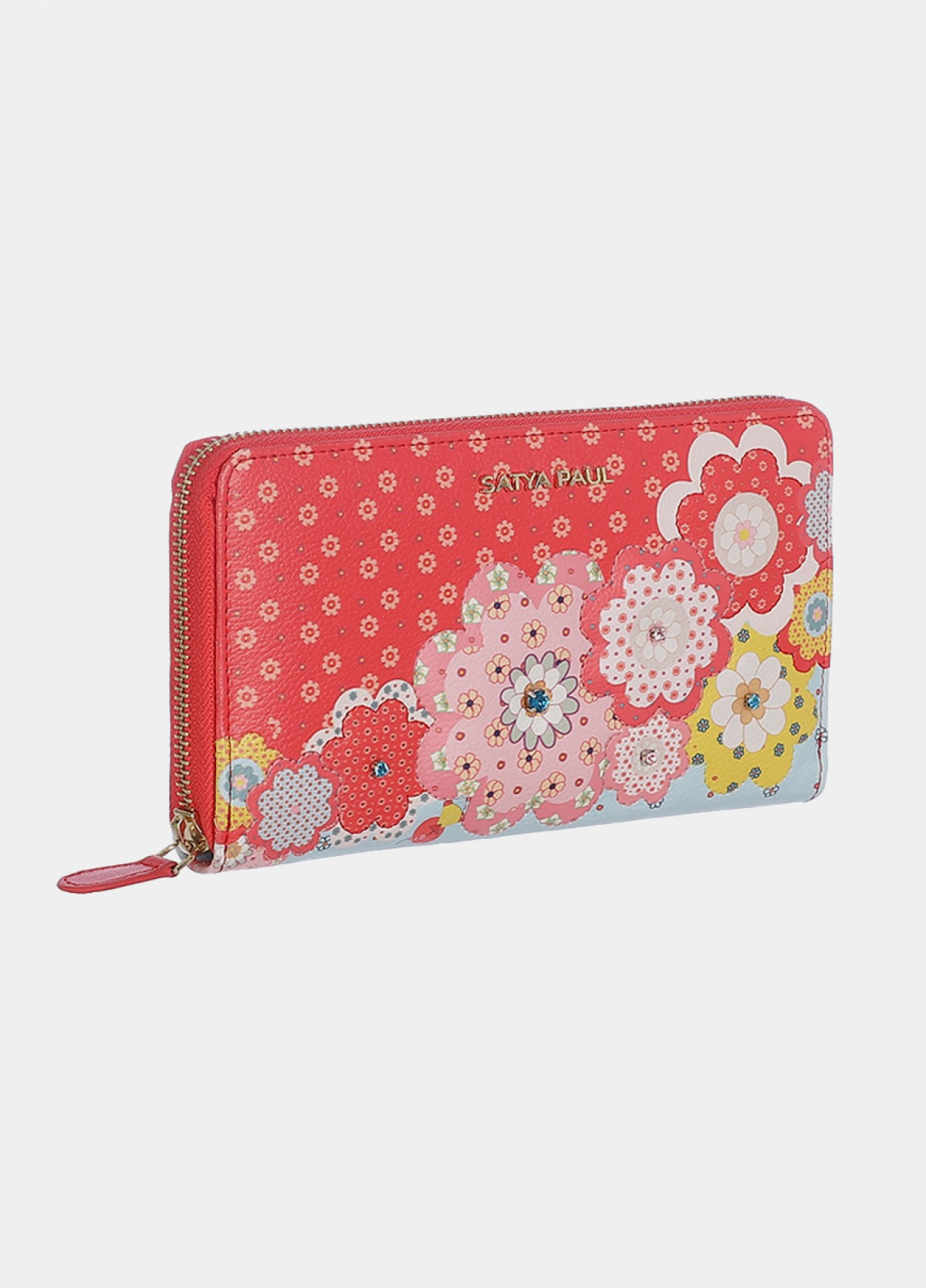 Valley of Flowers Wallet