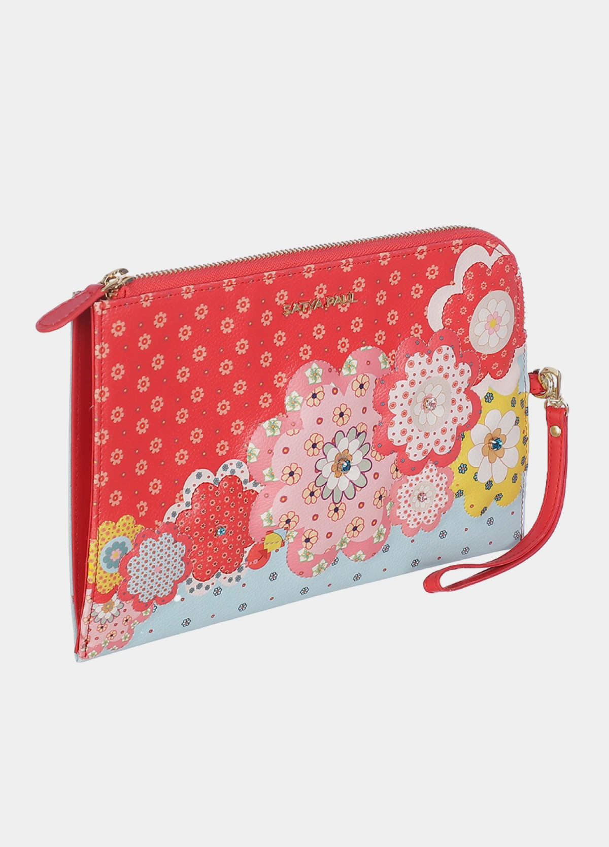 Valley Of Flowers Pouch