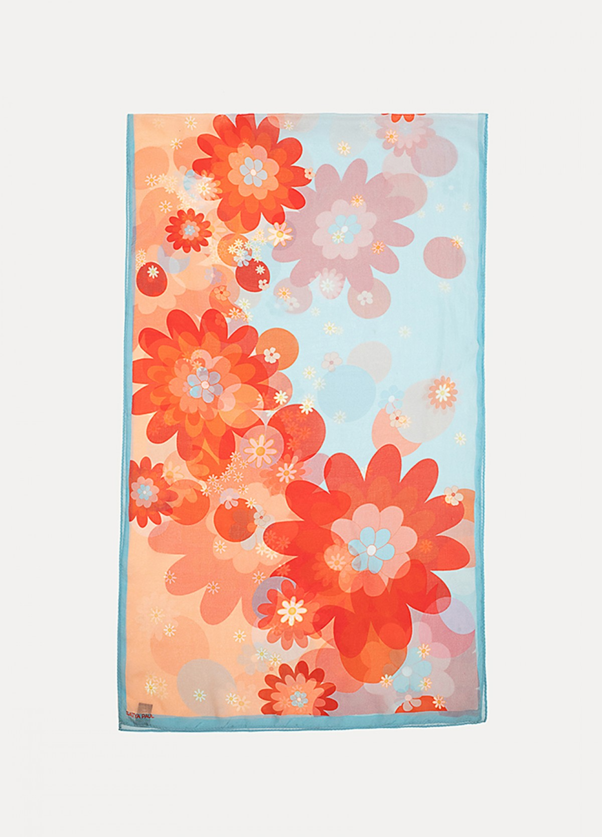 The Valley of Flowers Scarf
