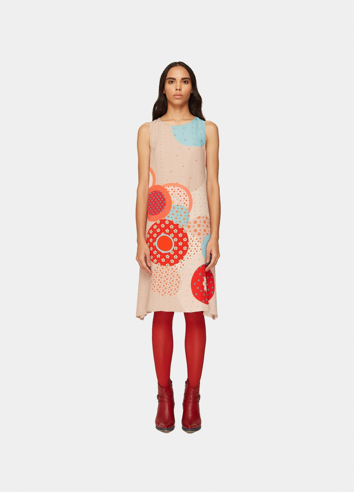The Valley of Flowers Dress