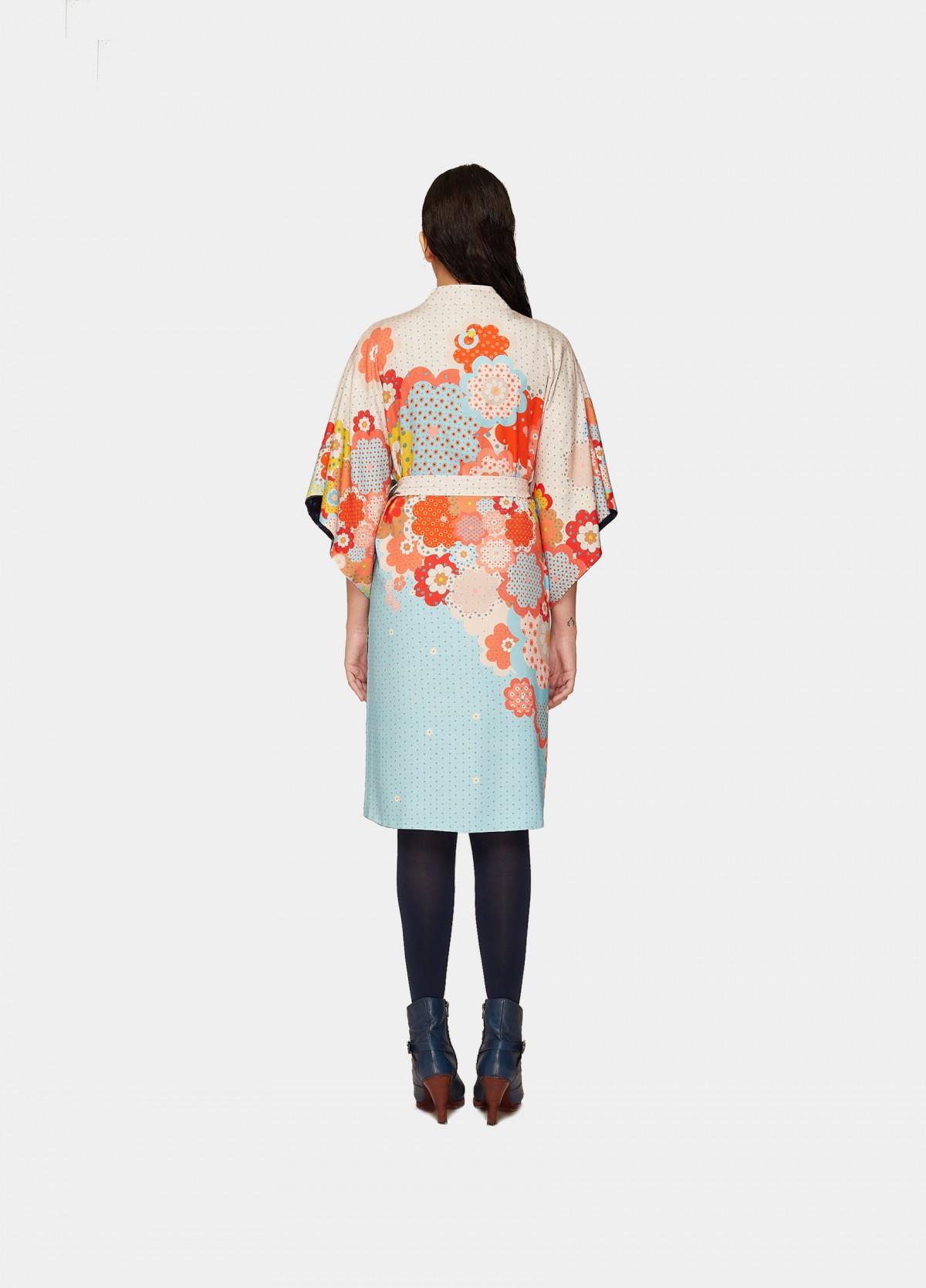 The Valley of Flowers Reversible Kimono