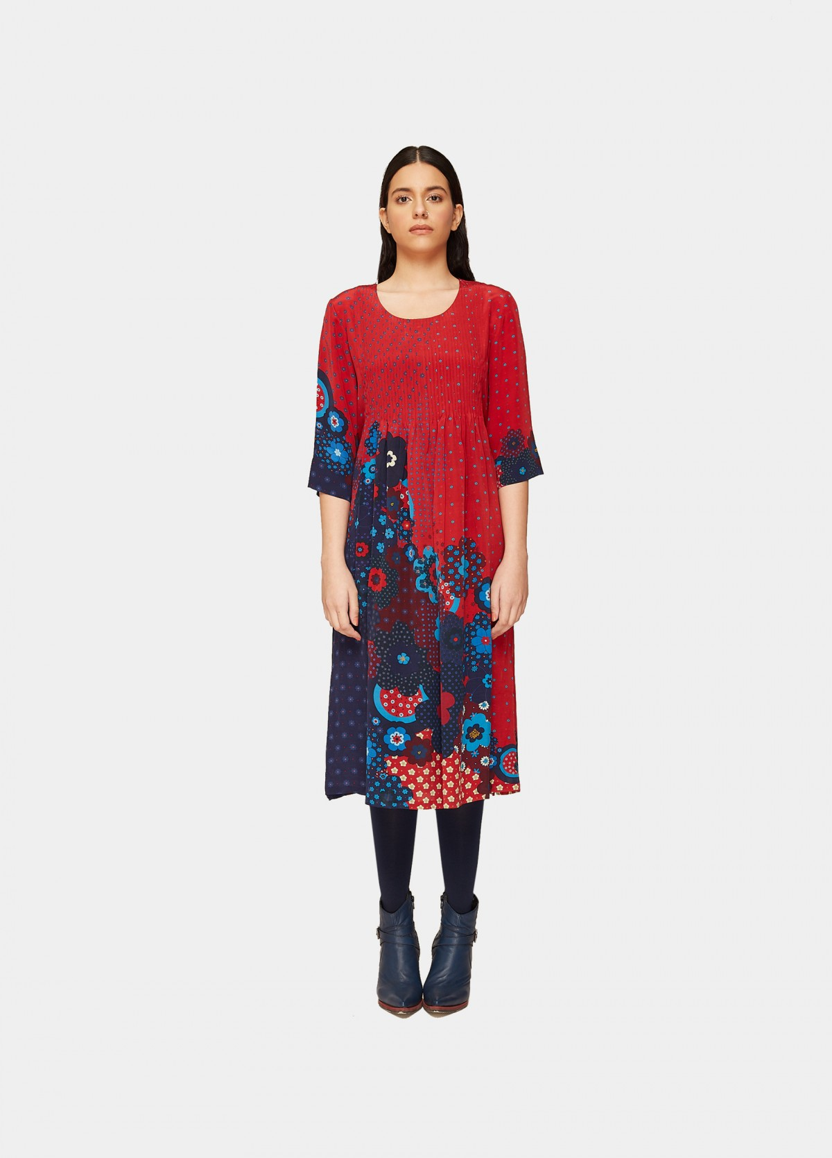 The Valley Of Flowers Kurta