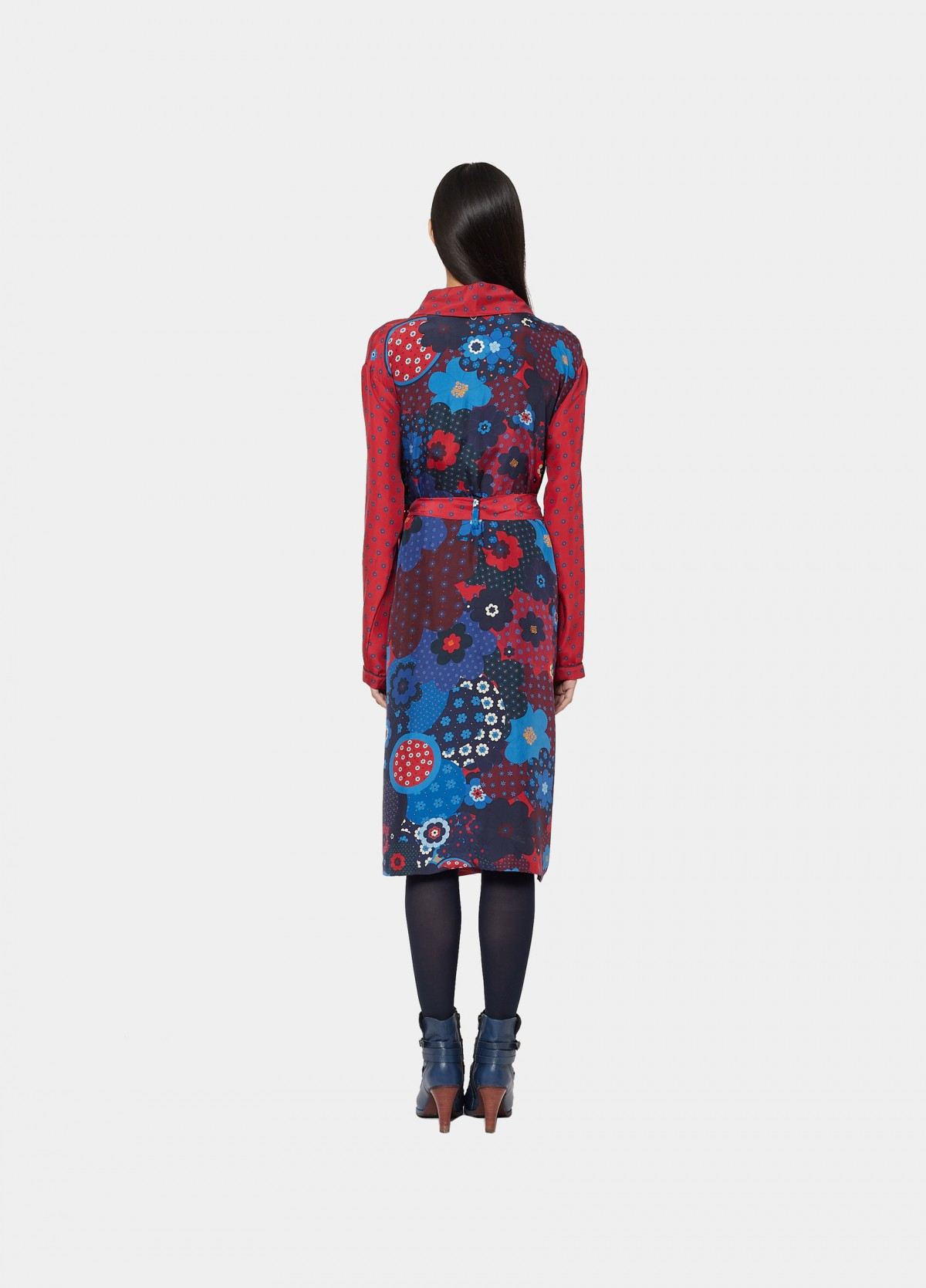 The Valley of Flowers Robe Jacket