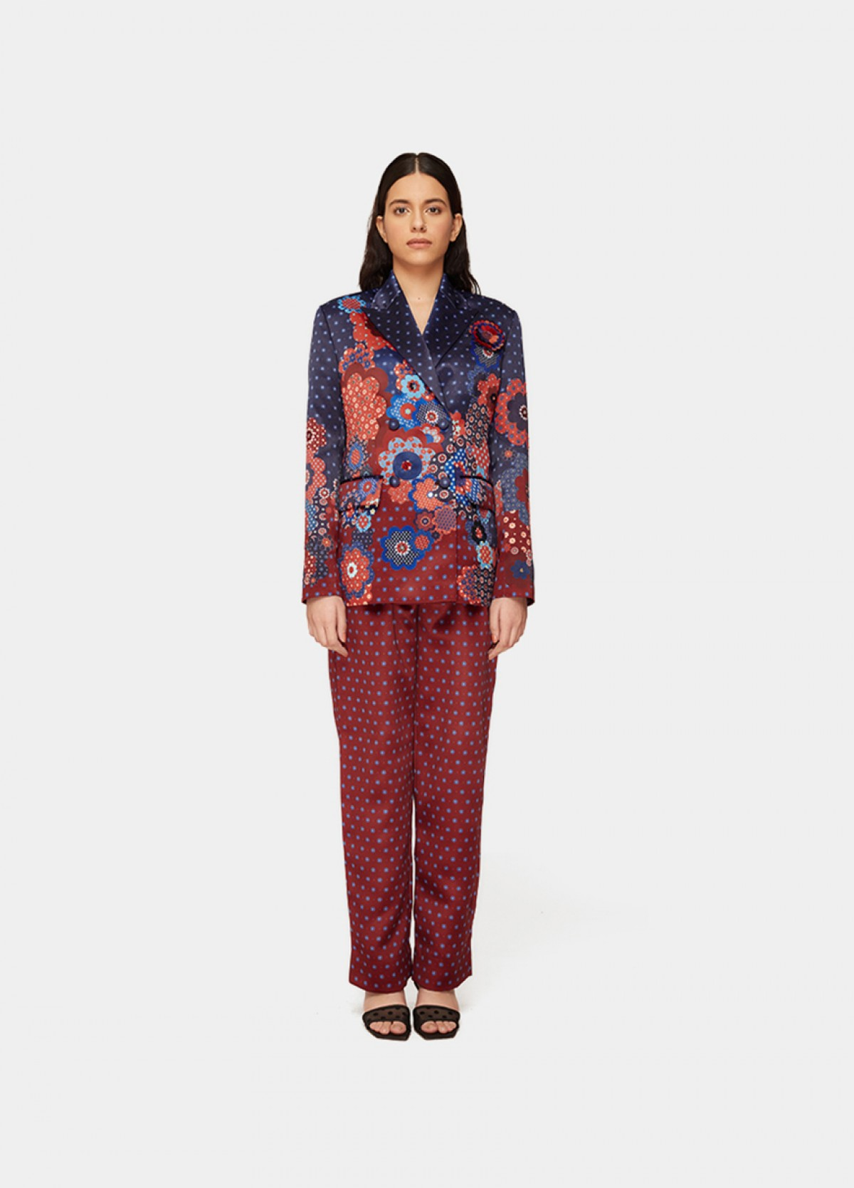 The Valley of Flowers Pant Suit