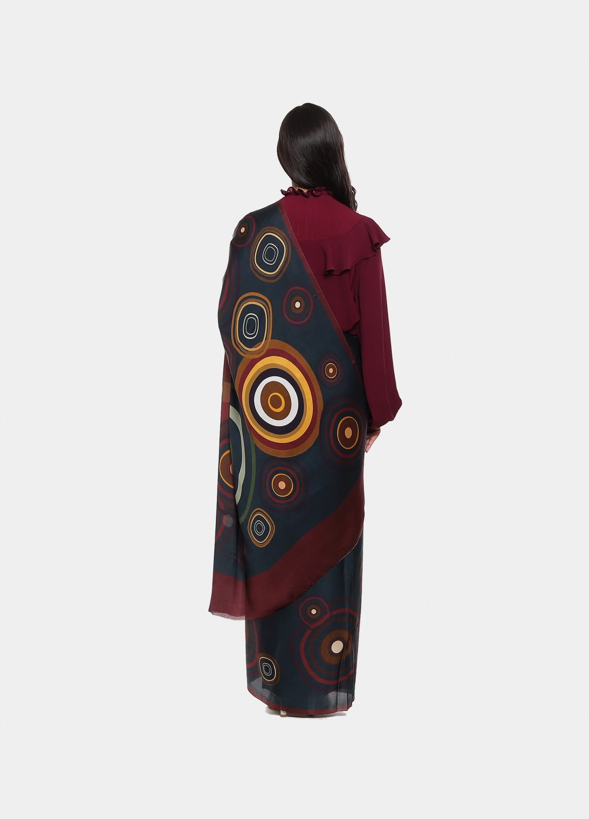 The Ramble Sari