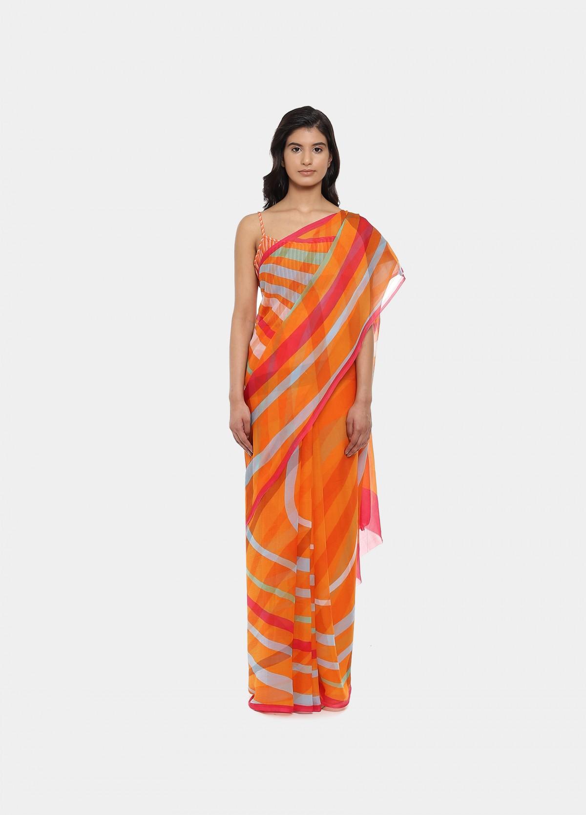 The Rave Sari
