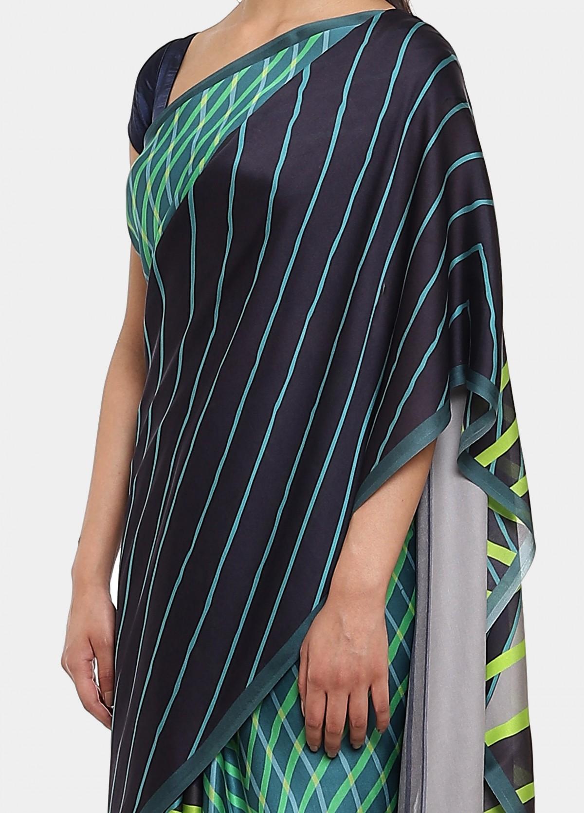 The Mothra Sari