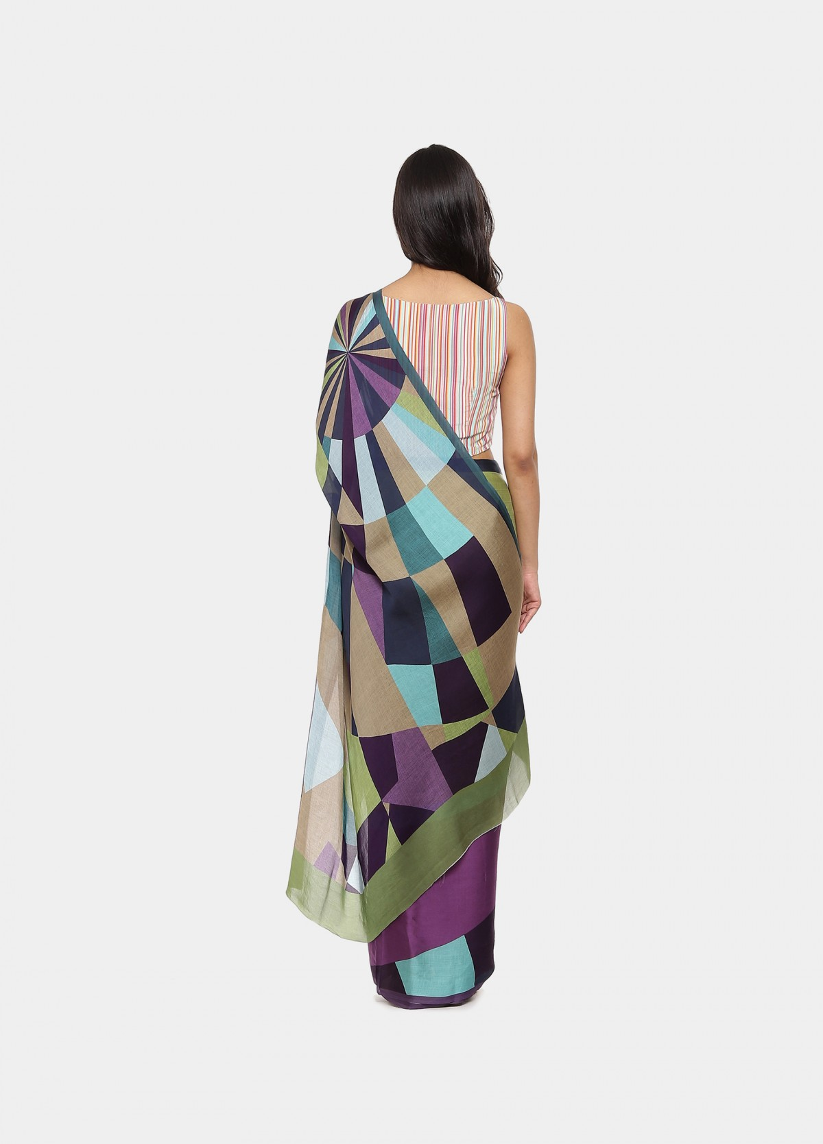 The Prism Sari