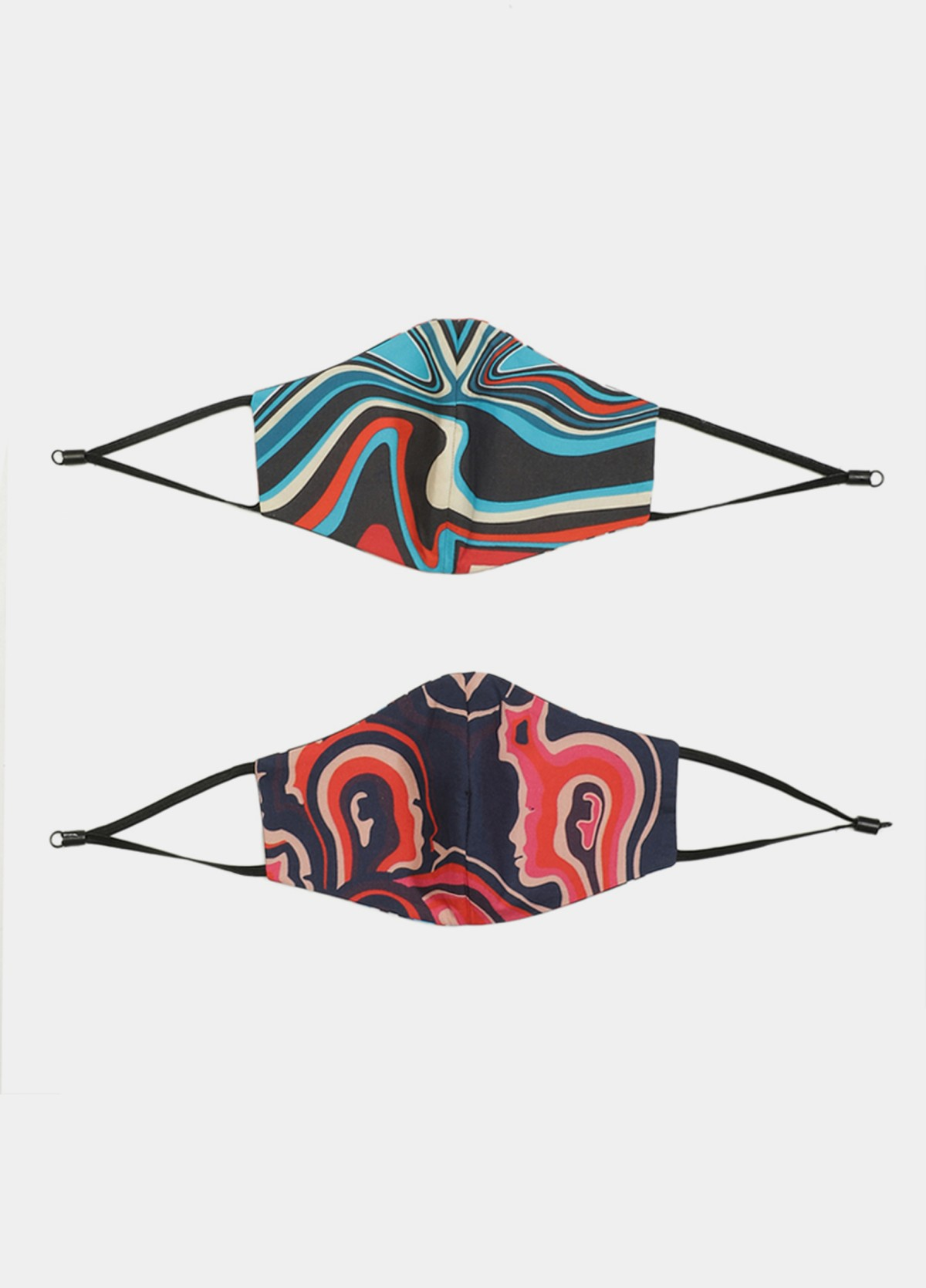 The Reversible Unisex Face Mask Set
