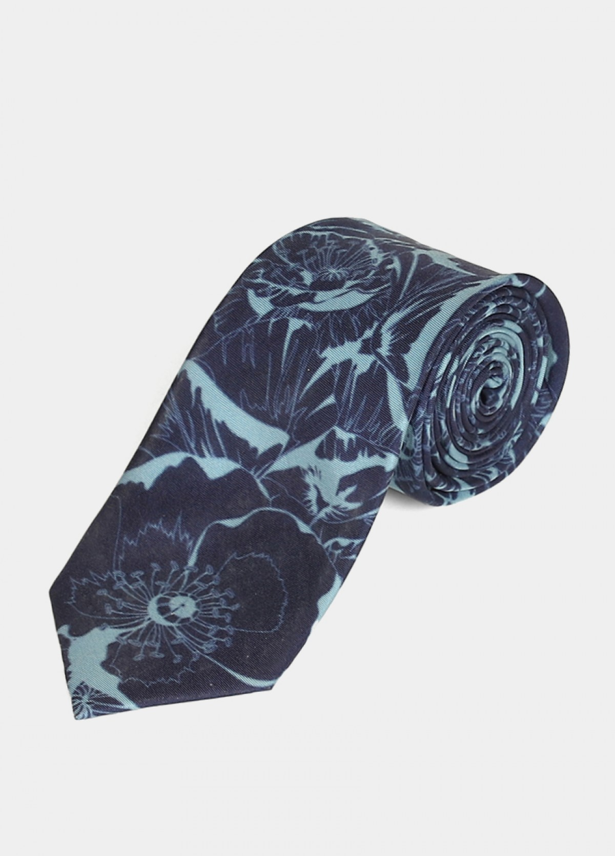 The Floral Tie