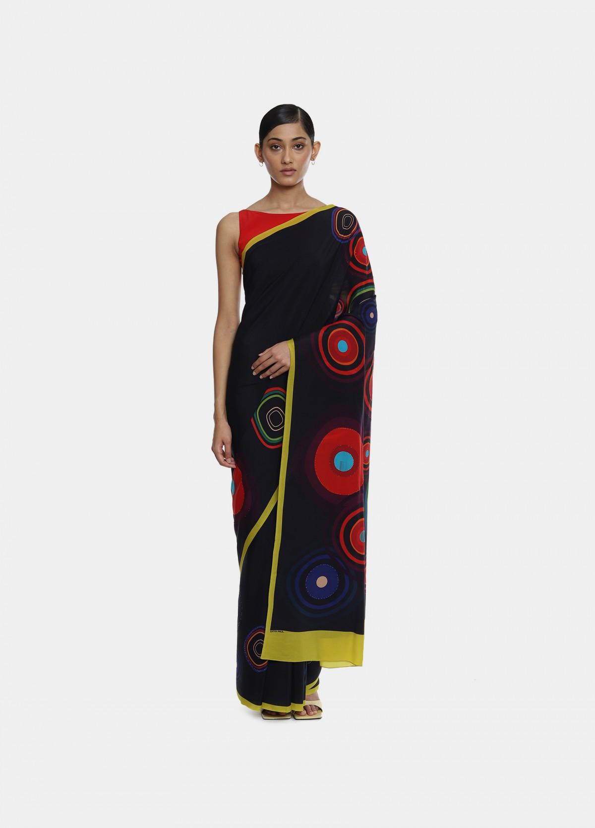 The Vivadelic Sari