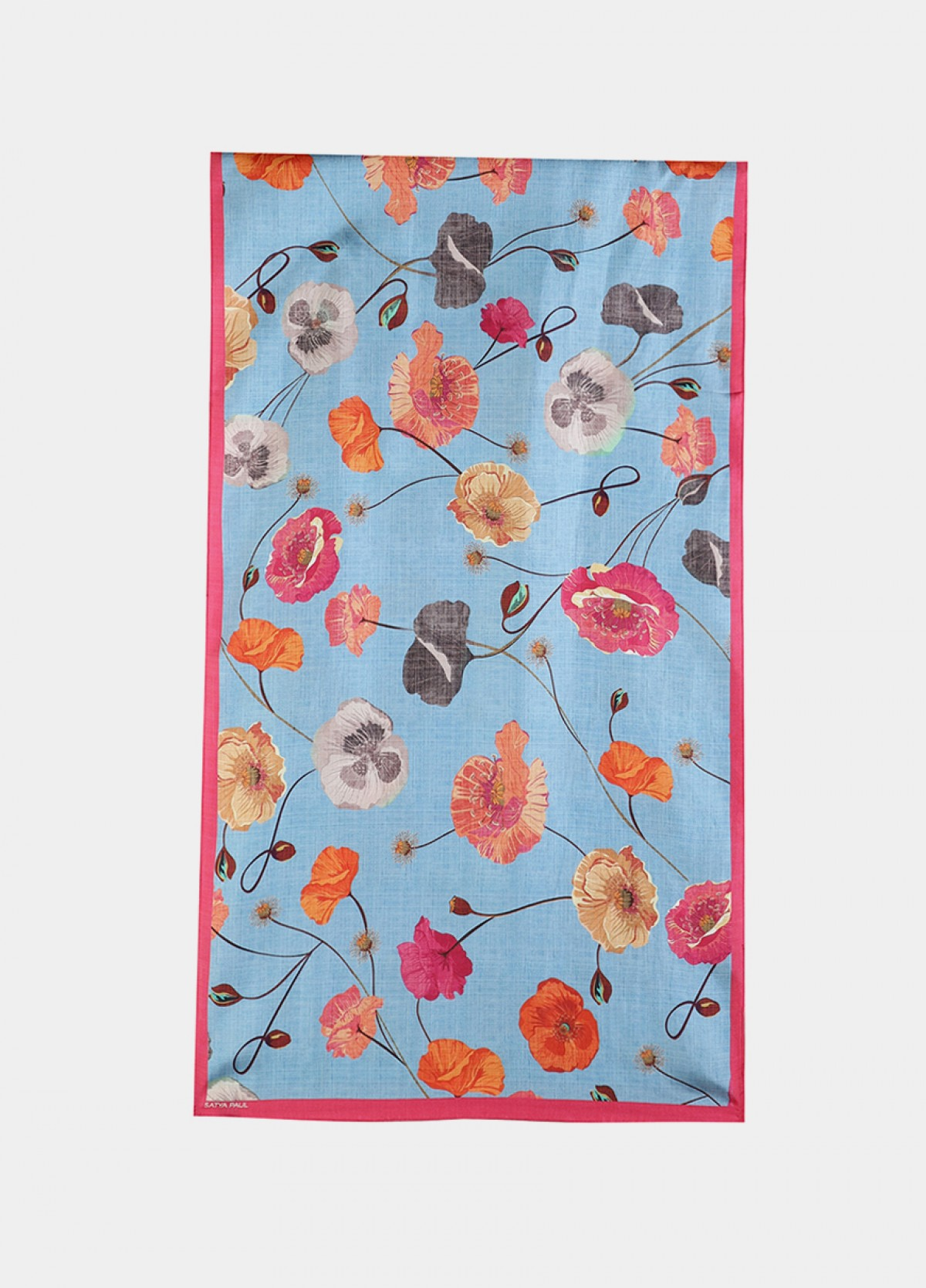The Floral Stole
