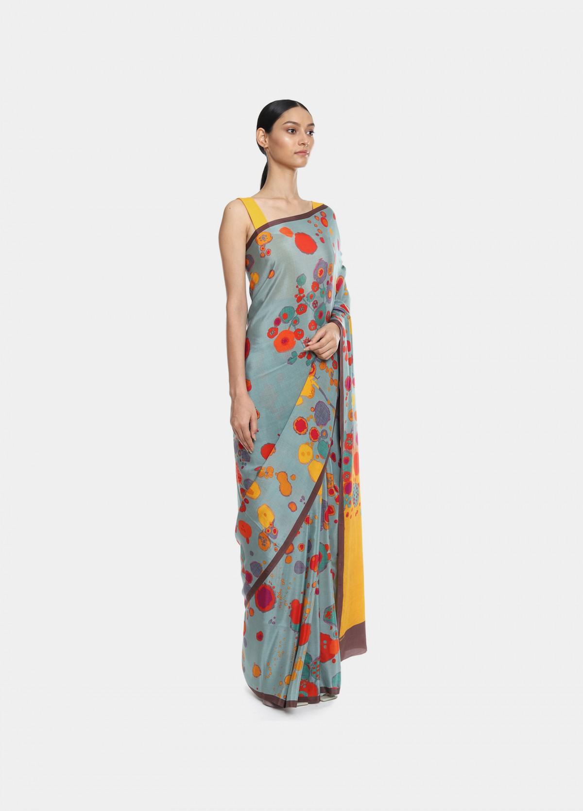 The Halo Sari