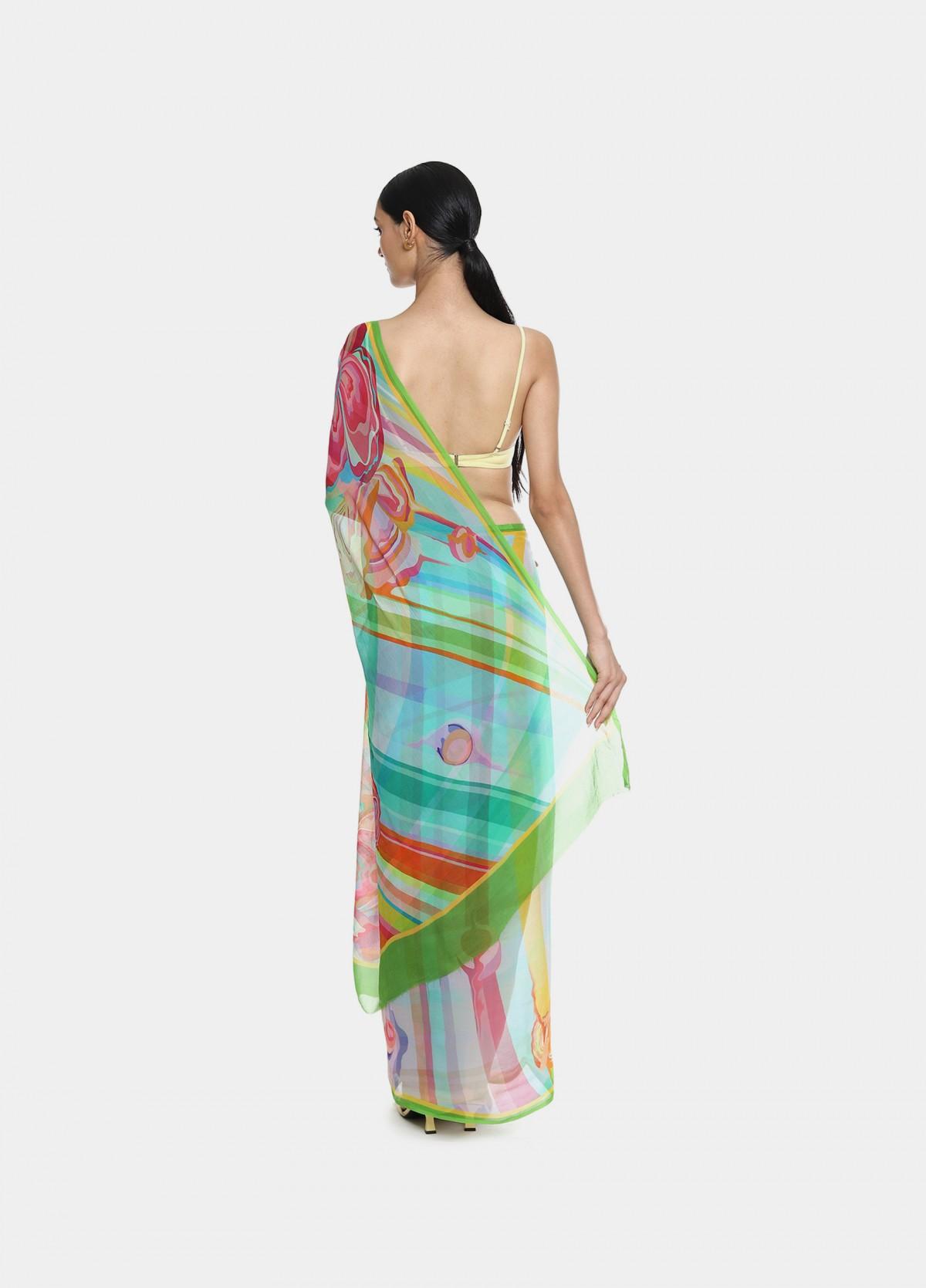 The Doobie Sari