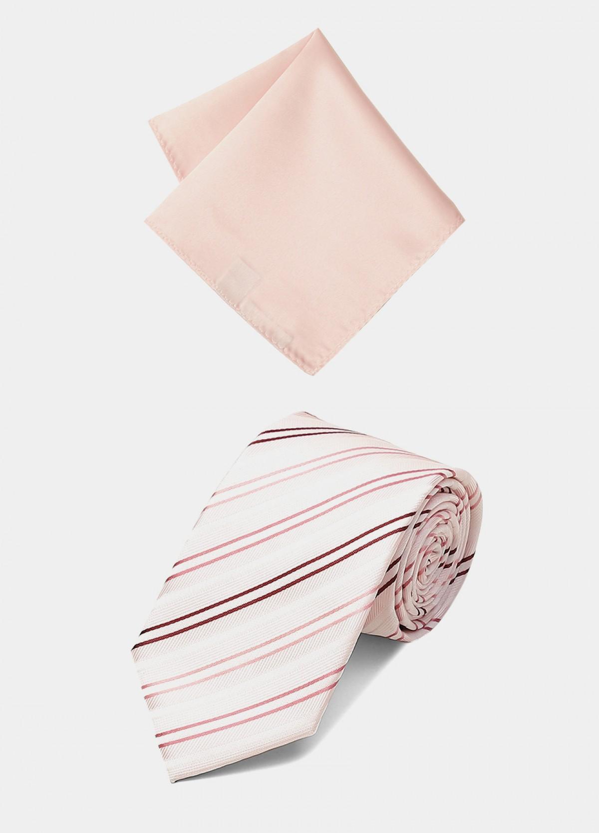 The Tie Hanky Set
