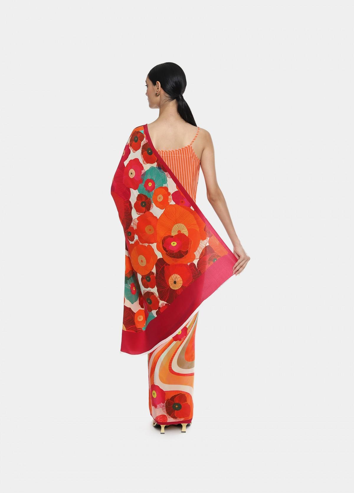 The Rouge Sari