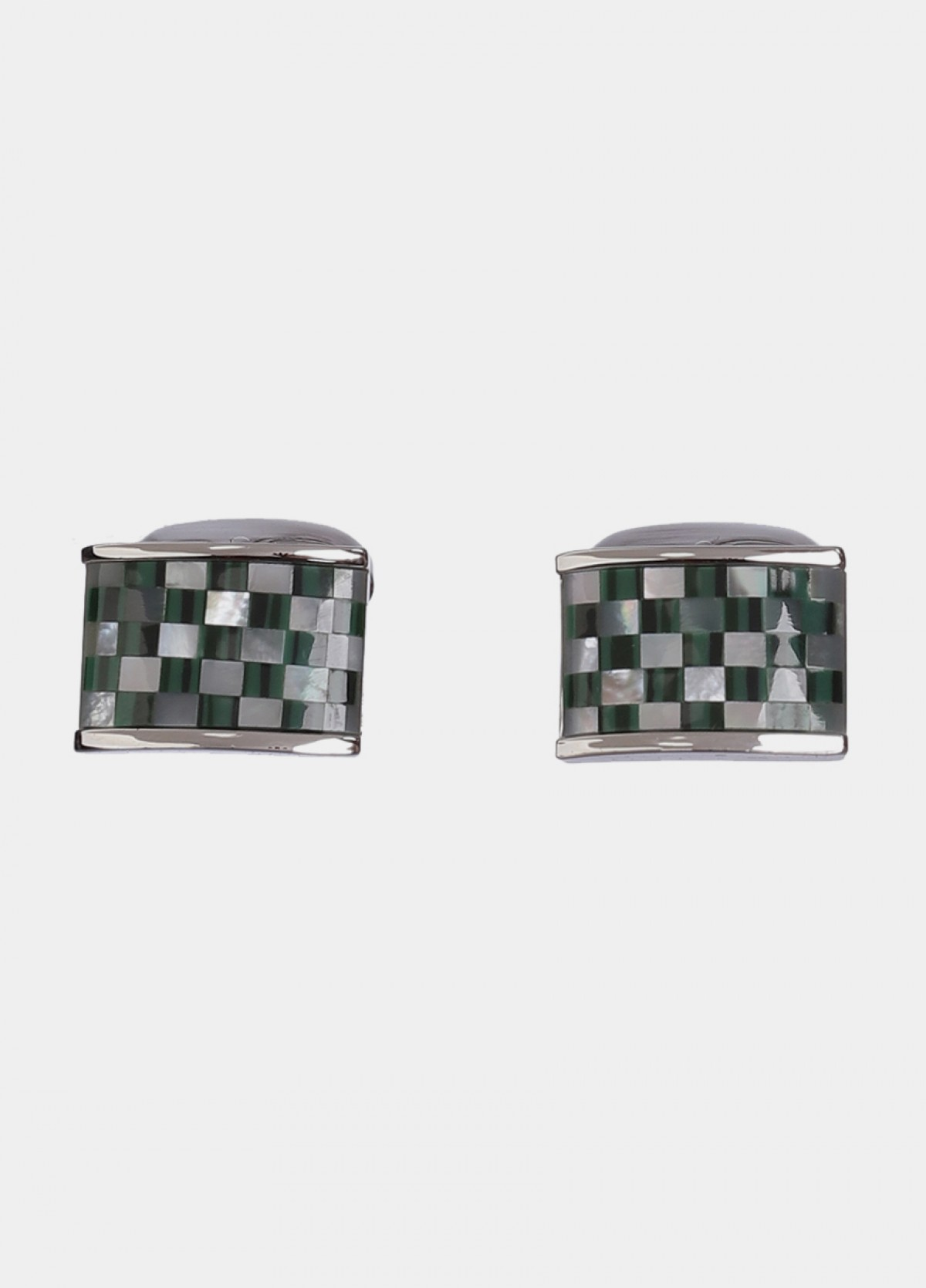 The Checkmate Cufflinks
