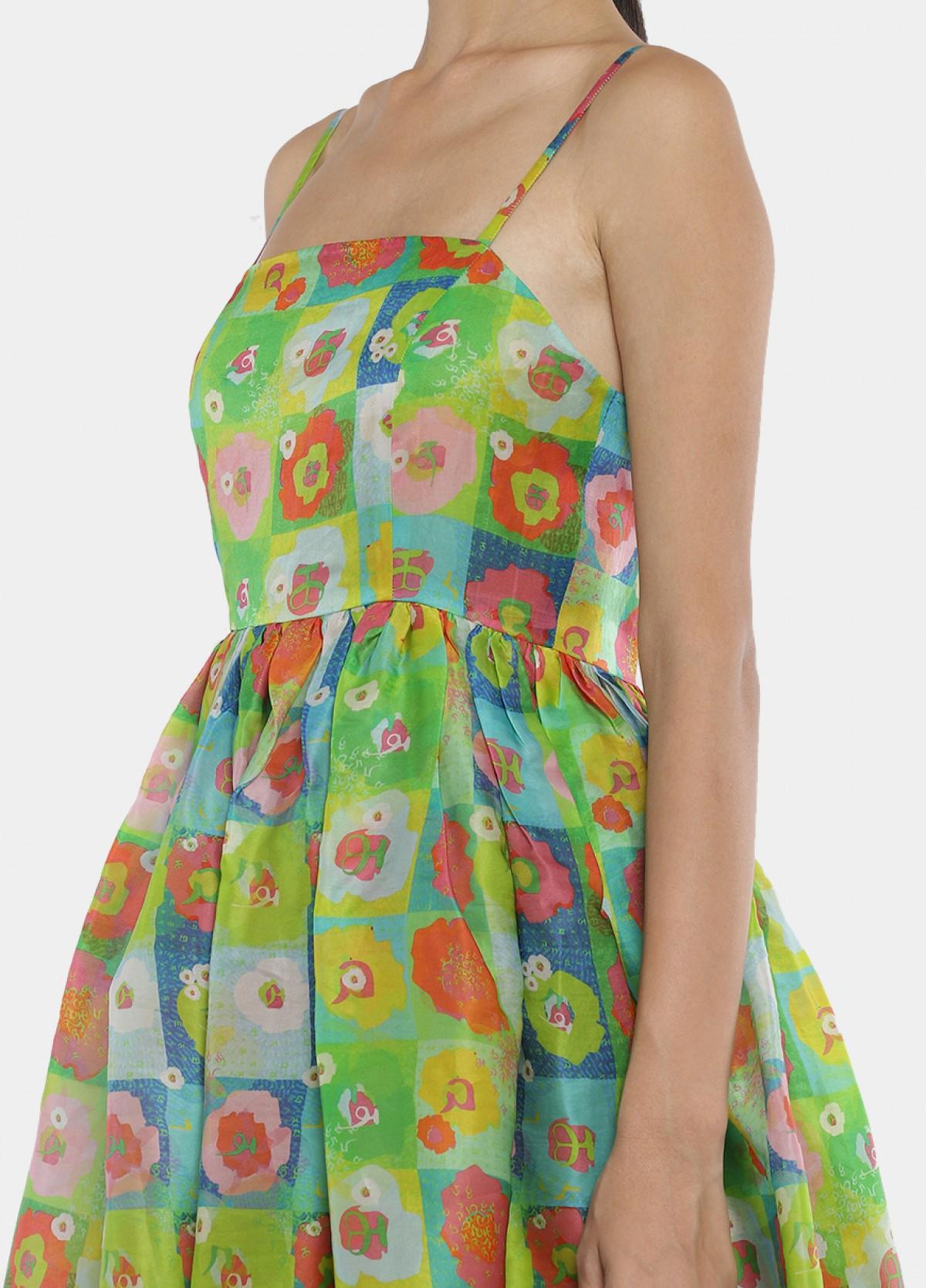 The Gardenia Dress