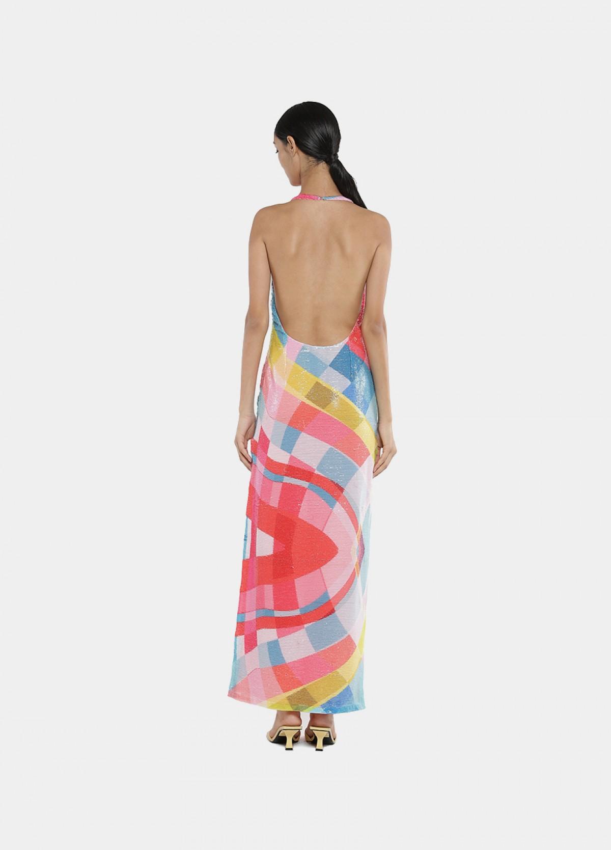 The Roseate Dress