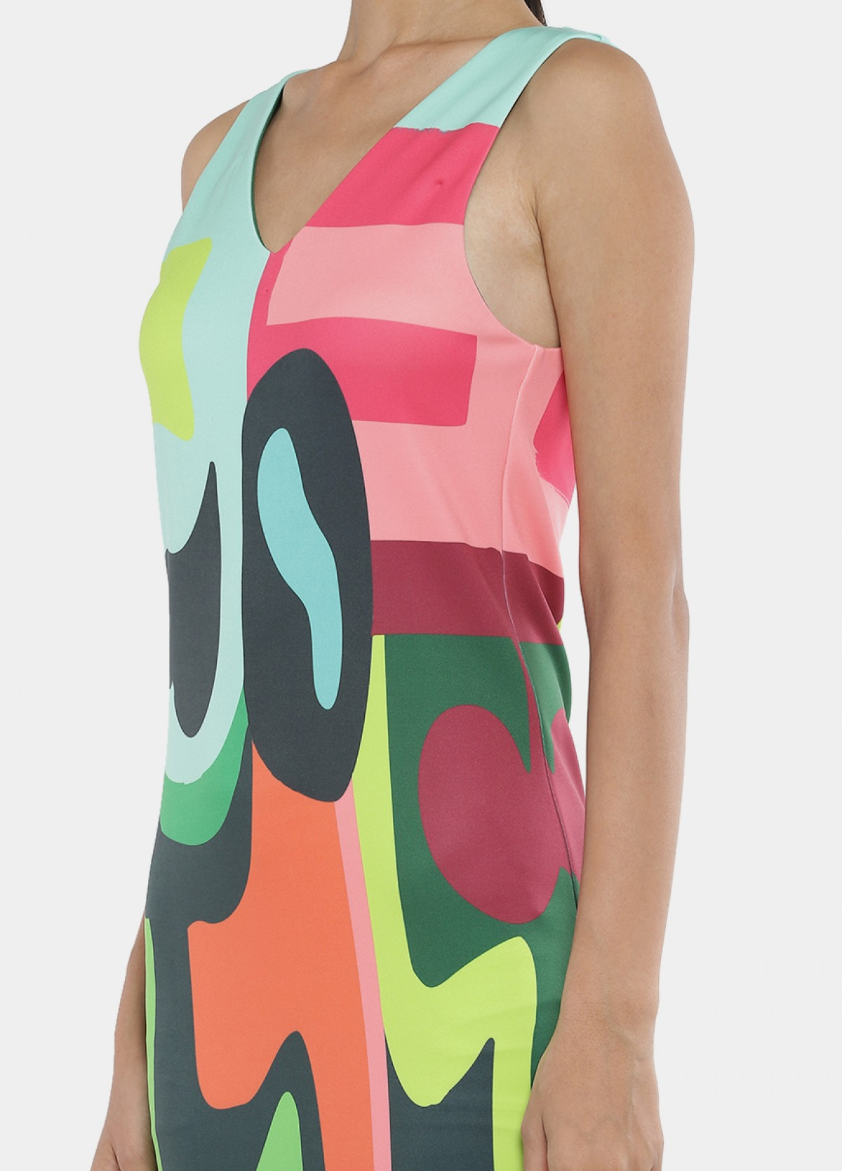 The Motley Dress
